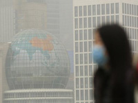 Air pollution up in a third of Chinese cities: Greenpeace