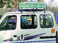 Air pollution: Vehicle check centres under lens