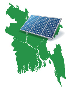 Scaling up access to electricity: the case of Bangladesh