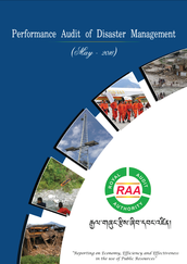 Report on Performance Audit of Disaster Management in Bhutan