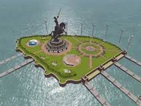 Shivaji memorial: Maharashtra govt gets MoEF nod for 210 m statue, wants to increase its height by 2 m