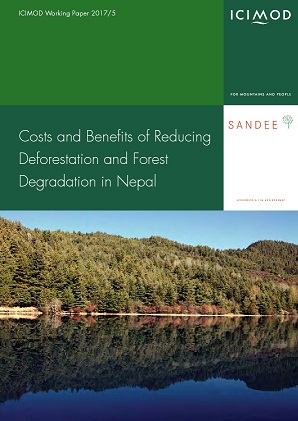 Costs and benefits of reducing deforestation and forest degradation in Nepal
