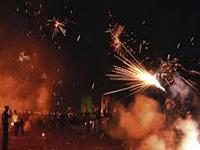 Police bans sale of noisy crackers