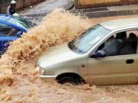 Eight killed in Mizoram floods