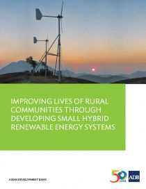 Improving lives of rural communities through developing small hybrid renewable energy systems