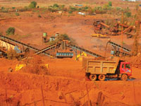 Illegal mining: process to recover Rs 137 crore losses hits a wall