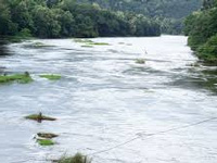 Pampa river system in danger