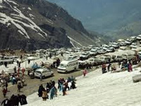 CNG, electric buses for Rohtang Pass