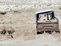 Illegal sand mining: Close shave for cop in Dholpur