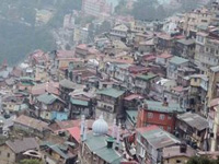 Shimla falling in high-risk seismic zone