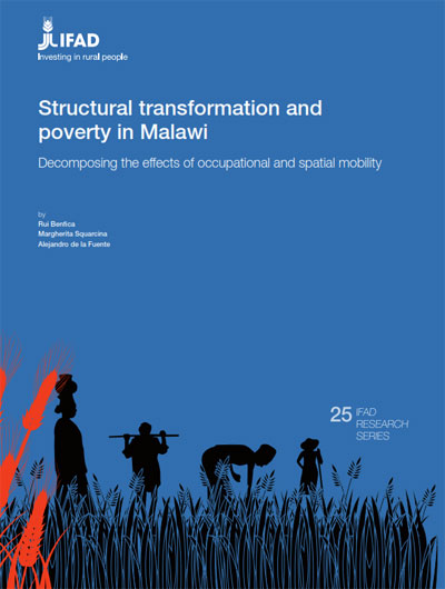 Structural transformation and poverty in Malawi: decomposing the effects of occupational and spatial mobility