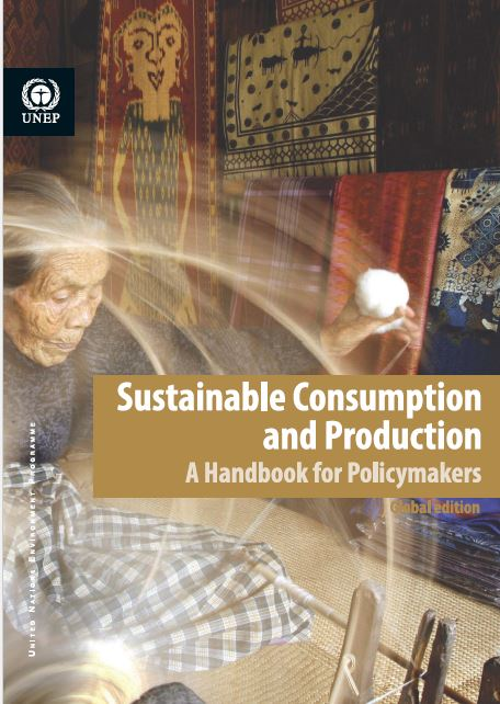 Sustainable consumption and production: a handbook for policymakers