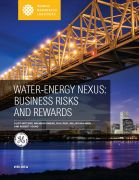 Water-energy nexus: business risks and rewards
