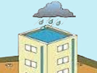 Rainwater harvesting remains a mirage