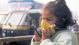 Air pollution is now the fifth largest killer in India, says newly released findings of Global Burden of Disease report