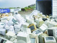India, a victim of e-waste crime