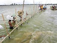 Bihar floods toll mounts to 64