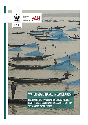Water governance in Bangladesh: challenges and opportunities around policy, institutional function and implementation for a sustainable water future