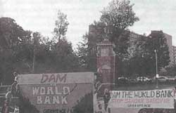 No banking on the World Bank...
