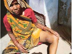 Rewa tribals suffer high handedness