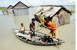 Food crisis grips Bangladesh after flood and cyclone Sidr