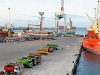 Port expansion continues amid 'green' row