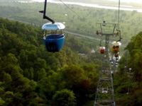 Signature campaign against ropeway project on Chamundi Hills launched