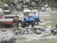 Will stop illegal mining in river beds from Aug 31