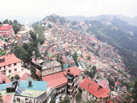 Himachal may move SC against ban on construction in Shimla