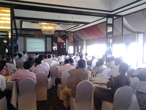 Stakeholder Dialogue on Improving Environmentally Sustainable Transport in Sri Lanka