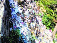 Palampur garbage treatment plant fails to deliver